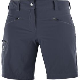 Salomon Wayfarer Shorts Women grey